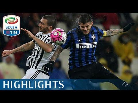 Juventus – Inter 2-0 – highlights – Matchday 27 – Serie A TIM 2015/16