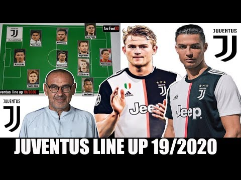 Juventus Dream Team 2019/2020 Ft I De Ligt, Pogba , Ronaldo