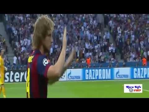 Barcelona vs Juventus 3-1 All Goals 2015  & Highlights Full HD