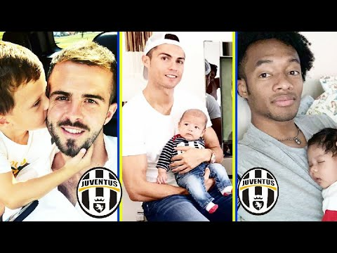 Juventus Players Kids 2018-19 ⭐ Who Is Most Cute ⭐