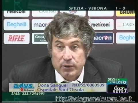 Bologna FC 1909 – Juventus 0-0 24/10/2010 conferenza stampa Malesani