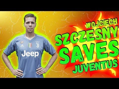 Wojciech Szczesny/BEST SAVES /Juventus 2019● HD