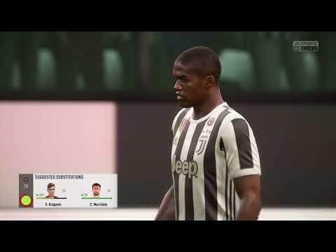 FIFA 18 Cariera cu Juventus – Derby cu 8 goluri!!