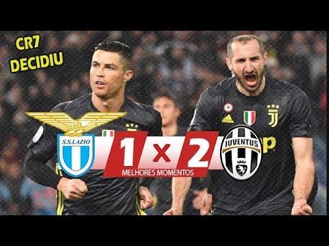 CR7 DESTRUIU | Lazio 1 x 2 Juventus (HD) Melhores Momentos (COMPLETO) – 27/01/2019