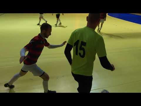 PIZZERIA TEMPO-Juventus B – FC SAMINECHCE 11:9, 1. časť – II. polčas