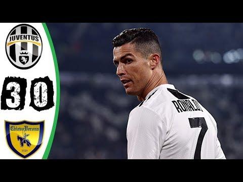Juventus vs Chievo Verona 3-0 Highlights & All Goals | Cristiano Penalty Kick Miss (21/01/2019) HD
