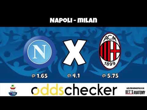 Pronostici Serie A: Juventus-Lazio e Napoli-Milan 2a Giornata stagione 2018/19