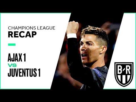 Ajax 1-1 Juventus: Champions League Recap with Goals and Highlights