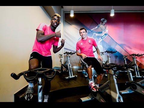 Supercoppa Tim, la festa continua in palestra – Post-match party in the gym