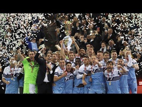 Atalanta 0 vs 2 Lazio – Finale Coppa Italia – 15.05.19