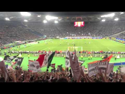 Juventus Lazio 2-1 (20.05.15) Chiellini Matri – Finale Coppa Italia
