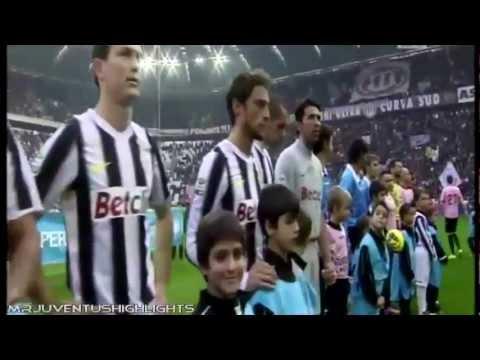 juventus 2011-2012 The unbeaten  all goals