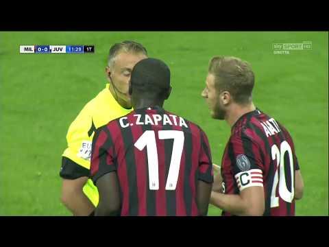 AC Milan vs  Juventus (Full Match)