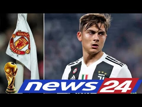 News24 –  Man Utd AGREE Paulo Dybala transfer in principle with Juventus for £86m – Ian McGarry