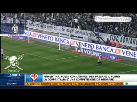Verso Lazio Juventus Vinovo News III Stephan Lichtsteiner  24 /11/ 2011