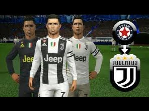 How to import Juventus kits and logo in DLS 19