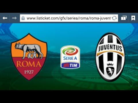 FIFA 15 Ricostruzione Roma – Juventus # Commento di Bruno Longhi