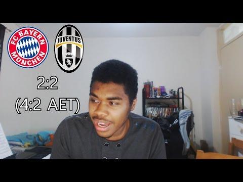 FC Bayern Munich vs Juventus Turin 4:2 (6:4) Post match thoughts