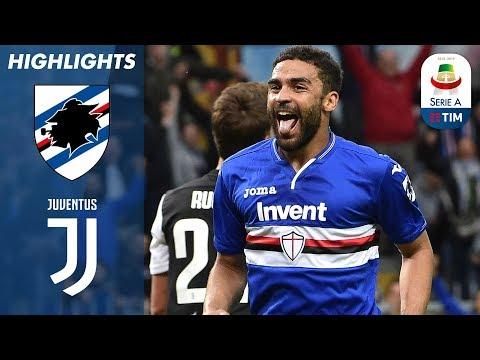 Sampdoria 2-0 Juventus   Juve Suffer Defeat on Last Day of the Season   Serie A