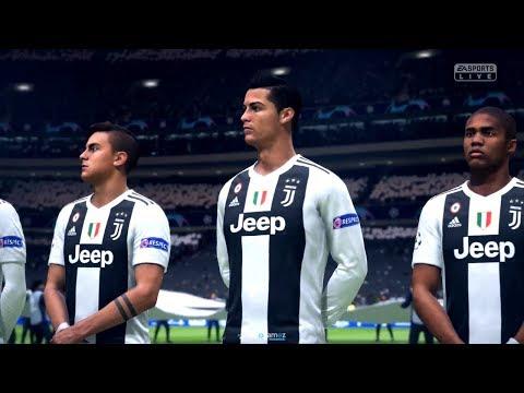 FIFA 19 – Juventus Vs. Bayern Munich [UCL Match] – 1080HD