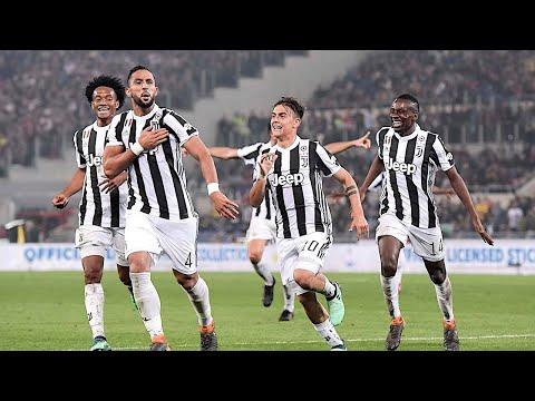 Juventus 4-0 Milan – Finale Coppa Italia 2018 [HD]