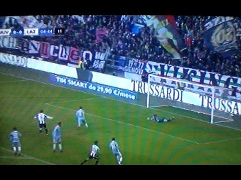 Juventus Lazio 2 0 – Zuliani al gol di Dybala