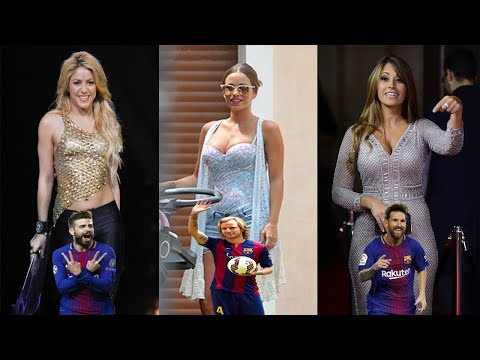 F.C Barcelona Players Wives And Girlfriends (WAGs) 2019 | Lifestyle Today