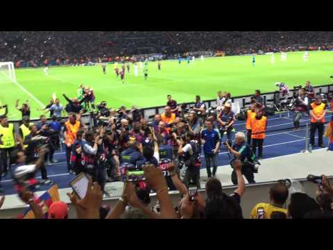 Goal Neymar Final Uefa Champions League 2015 Juventus 1 – Barcelona 3 in Live