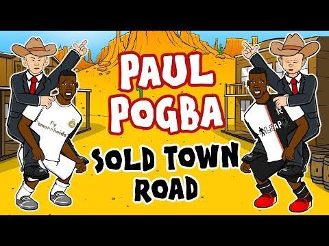 💰PAUL POGBA SOLD!💰 Juventus? Real Madrid? PSG? Barca? The Song!