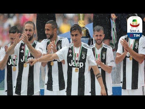 Juventus – Hellas Verona 2-1 – Highlights – Giornata 38 – Serie A TIM 2017/18