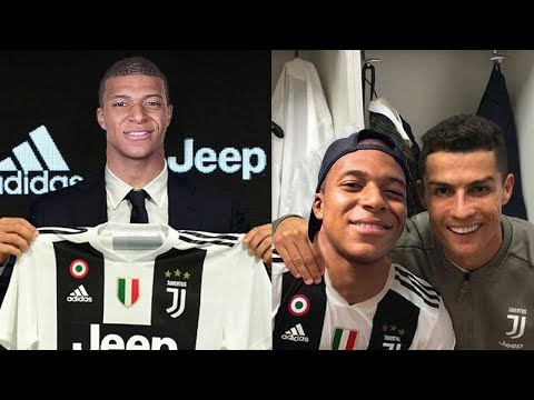 Kylian Mbappe Welcome To Juventus? Confirmed Summer Transfers 2019