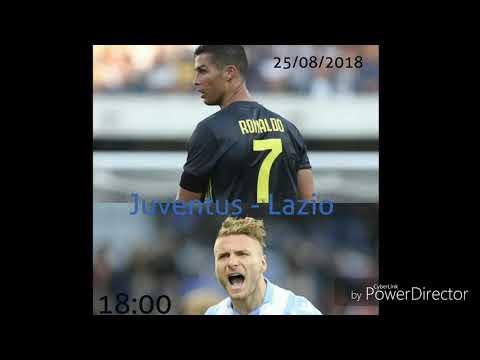 Juventus – Lazio 2-0 – Radiocronaca Di Francesco Repice & Da Rai Radio 1