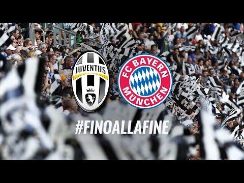 Juventus-Bayern München, forza ragazzi!