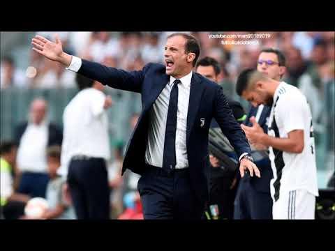 Juventus-Lazio 2-0 – Massimiliano Allegri intervistato da Francesco Repice (25/8/2018) Rai Radio 1
