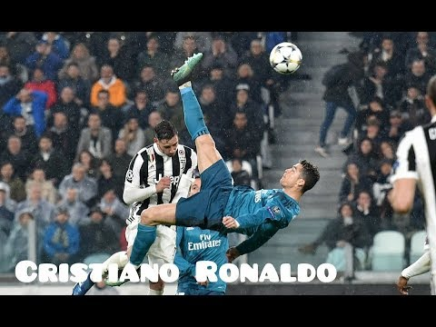 Cristiano Ronaldo – Juventus vs Real Madrid – bicycle kick goal