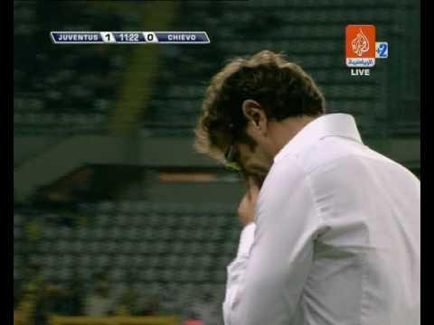 Juventus vs Chievo 1-0 seriea a 2009/2010