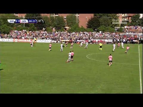 Juventus A-Juventus B 1-0 SKY HD – Ampia Sintesi Highlights – Villar Perosa 19/08/2015