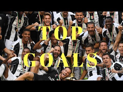 Juventus | Best Goal Of Each Player | 2016/2017 Season | Migliori Gol