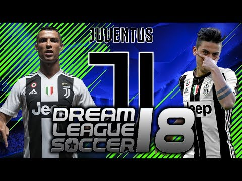 How To Get The Juventus F.C. 2018/2019 Team ● Kits, Logo & Players ● Dream League Soccer 2018 | HD |