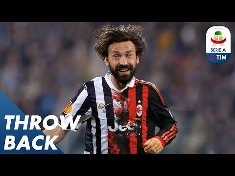 The BEST Goals by Juventus & Milan Players! | Higuain, Pirlo, Vieri & More! | Throwback | Serie A