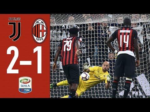 Highlights Juventus 2-1 AC Milan – Matchday 31 Serie A TIM 2018/19