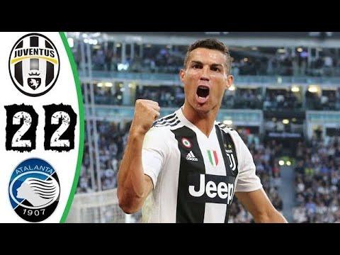Atalanta vs Juventus 2-2 All Goals & Highlights 26/12/2018 HD