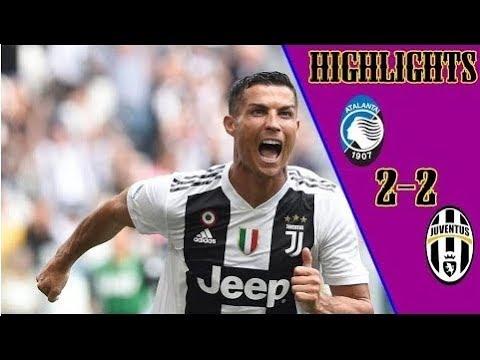 Atalanta vs Juventus 2-2 Highlights w/ All Goals Italian Serie A 26-12-2018