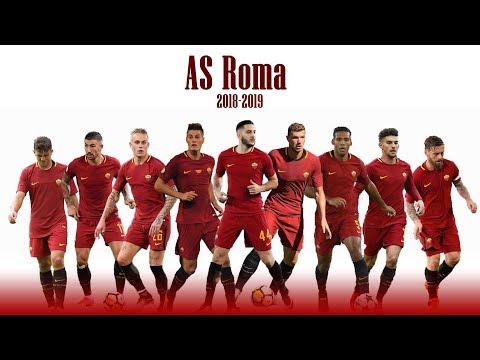 PROFIL SQUAD AS ROMA 2018