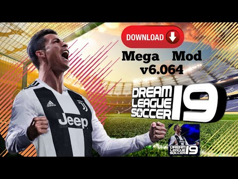 Dream League Soccer 2019 Ronaldo Juventus Edition | Latest v5.064 (All Players Unlocked+Max power)