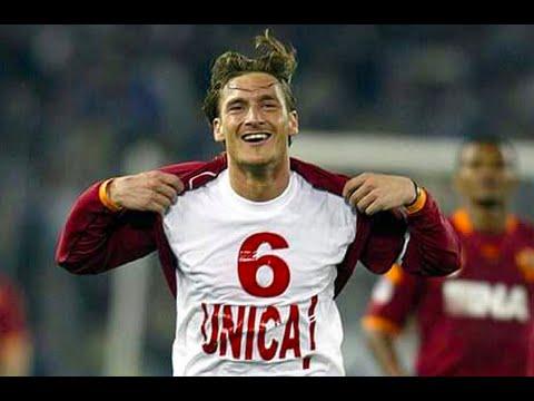 Lazio Roma 1-5 Totti Montella Derby! Laziale De Angelis disperato! #DerbyRomaLazio #Derby #Roma