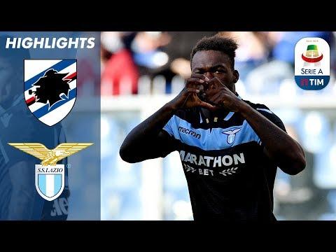 Sampdoria 1-2 Lazio   Two Early Goals See Lazio hold off 10-man Samp   Serie A
