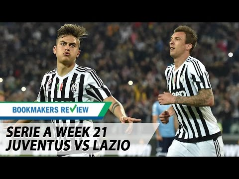 Juventus vs Lazio | Serie A Football Match Predictions | Sun 22nd Jan