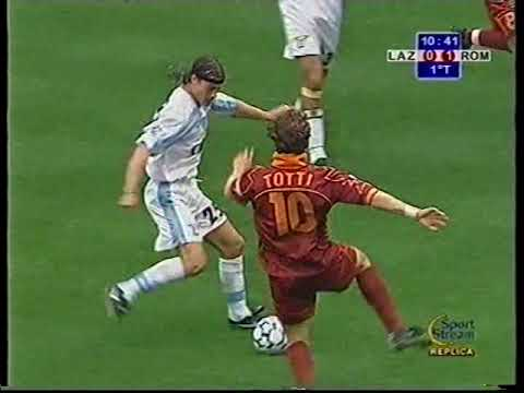 2000-03-25 Lazio vs Roma 2-1 (FULL MATCH) Serie A