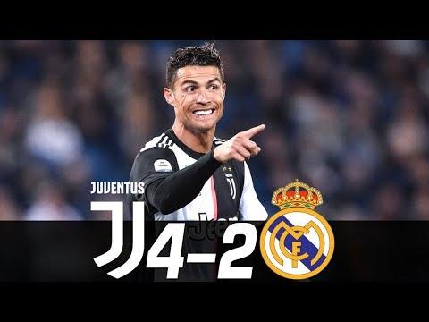 Juventus vs Real Madrid 4-2 – All Goals & Highlights 유벤투스 vs 레알 마드리드 4-2 يوفنتوس ضد ريال مدريد 4-2